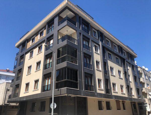 İstanbul, 3160 metrekare 24 Apartman Projesi