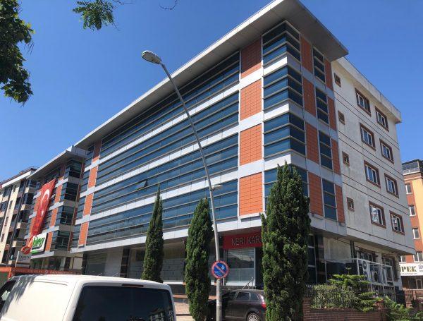 İstanbul, 8000 Metrekare Ticaret Merkezi Projesi