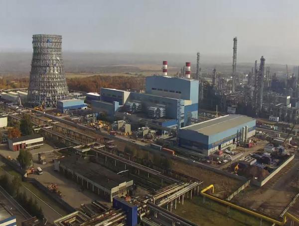 Nızhnekamsk kombine çevrim elektrik santrali, Rusya