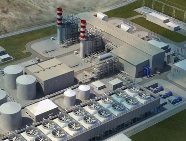 Kırıkkale doğalgaz kombine çevrim santralı, TÜRKİYE